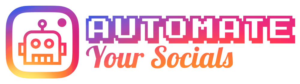 Automate Your Socials Logo
